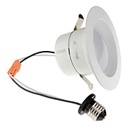 youoklight 1pcs e26 / e27 10-12w 950lm ac110-130v 24 * 5730 smd 따뜻한 흰색 / 차가운 흰색 주도 dimmable downlight 천장 조명