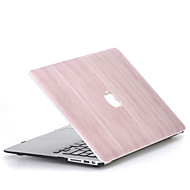 macbook case voor macbook wood grain polycarbonate material mac cases& mac bags& mac mouwen
