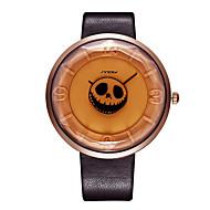tanie Modne zegarki-SINOBI Damskie Modny Unikalne Kreatywne Watch Japoński Kwarcowy Wodoszczelny Odporny na wstrząsy PU Pasmo Na co dzień Lebky Nowoczesne