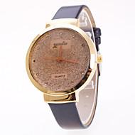 Недорогие Женские часы-Жен. Модные часы Китайский Кварцевый звездный PU Группа Кулоны Elegant Черный Белый Красный Коричневый Фиолетовый