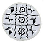 신선한 스타일 비치 타올,대응 인쇄 뛰어난 품질 100% 폴리에스터 수건