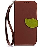 Для Samsung a3 (2017) a5 (2017) кошелек с подставкой флип-чехол полный футляр для тела твердый цвет hard pu leather для samsung a7 (2016)