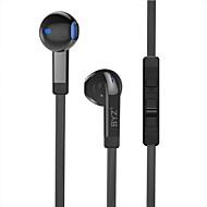 preiswerte -Für Handy Mobiltelefon Computer In-Ear verdrahtet tpe 3.5mm mit Mikrofon Lautstärkeregler Lärm-Streichung HiFi