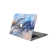 "halpa MacBook-kotelot & MacBook laukut & MacBook suojat-MacBook Kotelo varten Color Gradient PVC Uusi MacBook Pro 15"" / Uusi MacBook Pro 13"" / MacBook Pro 15-tuumainen"