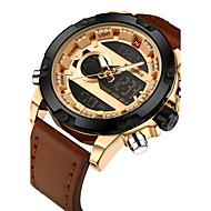 Недорогие Фирменные часы-Муж. Армейские часы Модные часы Наручные часы Уникальный творческий часы Повседневные часы электронные часы Спортивные часы Японский