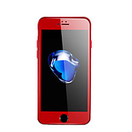 Закаленное стекло Защитная плёнка для экрана для Apple iPhone 7 Plus Защитная пленка для экрана HD Уровень защиты 9H 2.5D закругленные