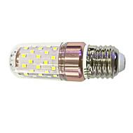 9W LED-kolbepærer 65 SMD 2835 600-680 lm Varm hvid Hvid V 8.0