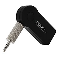 お買い得  -edup ep-b3511カーミュージックレシーバーワイヤレスオーディオビデオアダプターブルートゥース4.1 3.5mmオーディオコネクター