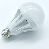5W E27 Slimme LED-lampen A60 (A19) 30 leds SMD 2835 Warm wit Koel wit 500-600lm 3000-6500K AC 220-240V
