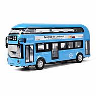 Speelgoedauto's Speeltjes Bus Speeltjes Bus Metaallegering Stuks Unisex Geschenk