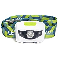 Headlamps Headlight LED 500 lm 4 Mode LED Waterproof Emergency Super Light for Camping/Hiking/Caving Everyday Use Cycling/Bike Hunting