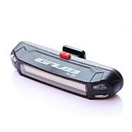Pyöräilyvalot Polkupyörän jarruvalo LED LED Pyöräily Ulkoilu Vedenkestävä Vaihtuva väri LED-valo USB Litium-paristo 100 Lumenia USB