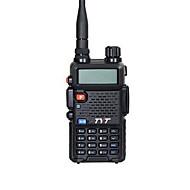 preiswerte -TYT TH-UVF8 Funkgerät Tragbar Dual - Band Dual - Anzeige Dual - Standby TON/DTMF LCD FM-Radio 5km-10Km 5km-10Km 258 5 Walkie Talkie