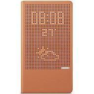 halpa Puhelimen kuoret-Huawei P8 max suojus jalustalla flip auto uni / herätä kokovartalo tapauksessa yksivärinen kova PU nahka