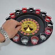 preiswerte Spielzeuge & Spiele-Bretsspiele Bar Artikel Russisch Roulette Kunststoff Glas Stücke Jungen Kinder Erwachsene Geschenk