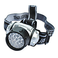 Headlamps Headlight LED 600 lm 4 Mode LED Emergency Super Light for Camping/Hiking/Caving Everyday Use Cycling/Bike Hunting Multifunction