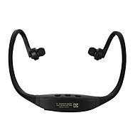 cheap Headsets & Headphones-Cwxuan Wireless Headphones Plastic Sport & Fitness Earphone with Volume Control with Microphone Headset