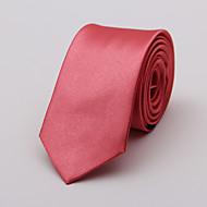 Férfi Egyszínű Nyakbavaló - Nyakkendő