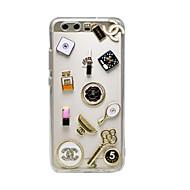 A huawei p10 p10 plusz diy kézzel készített személyiség divat telefon héj p9 p9 lite p8 p8 lite