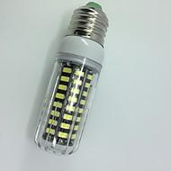 お買い得  LED コーン型電球-10W 1000lm E27 LEDコーン型電球 T 72 LEDビーズ SMD 5733 調光可能 / 装飾用 温白色 / ホワイト 220-240V / 1個
