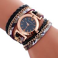 cheap Fashion Watches-Women's Unique Creative Watch Bracelet Watch Fashion Watch Sport Watch Casual Watch Quartz Casual Watch Leather Band Charm Luxury