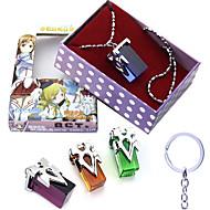 Még több kiegészítő Ihlette Kardművészet Online Kirito Gyanta 3*2 CM Modell játékok Doll Toy