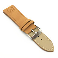 cheap Watch Deals-PU leather Watch Band Strap Brown 24cm / 9 Inches 2cm / 0.8 Inches