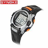 billige Sportsure-Dame Quartz Digital Digital Watch Armbåndsur Smartur Militærur Sportsur Kinesisk Alarm Kalender Vandafvisende LED Stor urskive