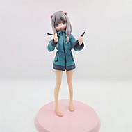 voordelige Cosplay & Kostuums-Anime Action Figures geinspireerd door Cosplay Cosplay PVC 20cm CM Modelspeelgoed Speelgoedpop Unisex