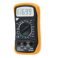 お買い得  テスト、測定、検査用機器-Multifunction Mini Digital Multimeter/Temperature Test
