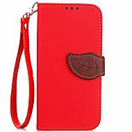 preiswerte Handyhüllen-Hülle Für Xiaomi Kreditkartenfächer Geldbeutel mit Halterung Flipbare Hülle Ganzkörper-Gehäuse Volltonfarbe Hart PU-Leder für Xiaomi Mi