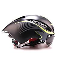 CAIRBULL Unisex Fahhrad Helm 8 Öffnungen Radsport Bergradfahren Straßenradfahren Einheitsgröße