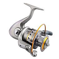 お買い得  釣り用アクセサリー-釣りリールベアリング スピニングリール 5.2:1 13 ボールベアリング 交換可能 川釣り ルアー釣り 一般的な釣り 流し釣り/船釣り-GLA4000