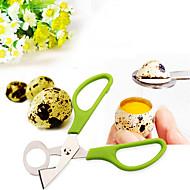 お買い得  キッチン用小物-1 クリエイティブキッチンガジェット / イージーカット / 多機能 ステンレス鋼 / プラスチック 卵ツール