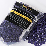 100g Purple Lavender Removal Cream Color No Strip Depilatory Hot Film Hard Wax Pellet Waxing Bikini Hair Removal Bean