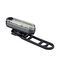 USB LED 조명 자전거 후미등 안전 등 싸이클링 미니 스타일 LED 라이트 루멘 사이클링