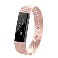cheap Current Tech Trends-ID115 Smart Bracelet Smartwatch Android iOS Bluetooth Sports Touch Screen Calories Burned Long Standby Call Reminder Activity Tracker Sleep Tracker Sedentary Reminder Alarm Clock / Pedometers / >480