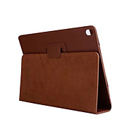 Til ipad pro 10.5 case cover flip hele body case fast farve hard pu læder ipad (2017) ipad pro 9,7 ipad air 2 ipad air ipad 2 3 4