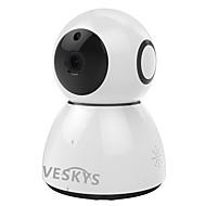 お買い得  -veskys®2.0mp 1080p HD Wi-Fiセキュリティ監視IPカメラクラウドストレージ双方向オーディオリモートモニタ