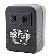 Pp141 adapter ingang ac110v uitgang ac 220v 50w