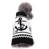 Kutya Kabátok Pulóverek Karácsony Kutyaruházat Party Szabadság Casual/hétköznapi Divat Esküvő Sportok Mindszentek napja Tengerész