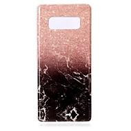 чехол для Samsung Galaxy Note 8 крышка imd модель задняя крышка чехол мрамор мягкий tpu