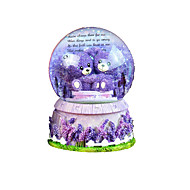 Balls Music Box Toys Round ABS Romantic Pieces Children's Girls' Gift