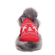 Hond Truien Hondenkleding Kerstmis Kerstmis Kostuum Voor huisdieren