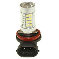 billiga -SENCART H11 Bilar Glödlampor 36W SMD 3030 1500-1800lm LED Glödlampor Dimljus
