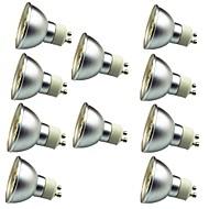 お買い得  LED スポットライト-10個 3W 280lm LEDスポットライト 30 LEDビーズ SMD 5050 装飾用 温白色 クールホワイト 12V
