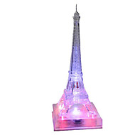 DHZ-kit 3D-puzzels Legpuzzel Kristallen puzzels Speeltjes Honden Toren Paard Architectuur Beer 3D Unisex Stuks