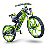cheap Toys & Hobbies-Building Blocks 3D Puzzles Toy Cars Toys Bicycle DIY Kids Boys Girls Pieces