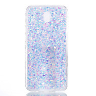 Case For Samsung galaxy J710 J7 (2017) Case Cover Shockproof Back Cover Case Glitter Shine Soft Acrylic for  J510 J5 (2017) J3 J310 J330 J120