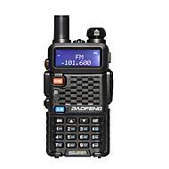 halpa -Baofeng bf-f8 plus bf-f8 mini walkie-talkie 5w 136-174mhz 400-520mhz vhf / uhf dual band handheld lähetin kaksisuuntainen radio
